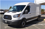 2018 Transit 150 Med Roof, Cargo Van #F18330 - photo 1