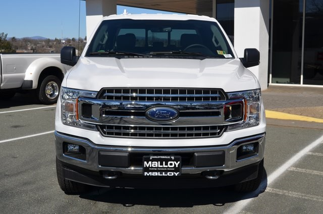 2018 F-150 Crew Cab 4x4, Pickup #F18352 - photo 3