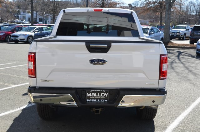 2018 F-150 Crew Cab 4x4, Pickup #F18352 - photo 5