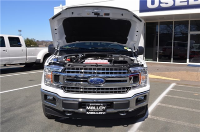 2018 F-150 Crew Cab 4x4, Pickup #F18352 - photo 11