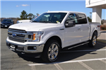 2018 F-150 Crew Cab 4x4, Pickup #F18352 - photo 1