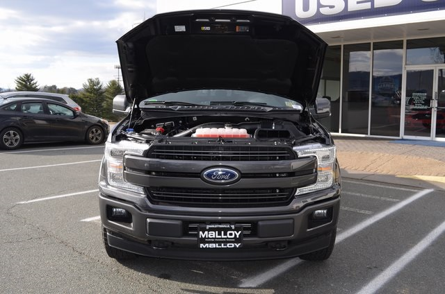 2018 F-150 SuperCrew Cab 4x4, Pickup #F18367 - photo 14