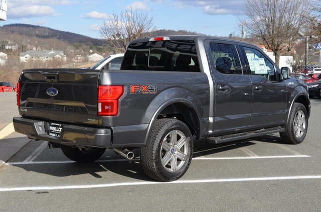 2018 F-150 SuperCrew Cab 4x4, Pickup #F18367 - photo 2