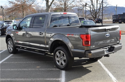 2018 F-150 SuperCrew Cab 4x4, Pickup #F18367 - photo 5