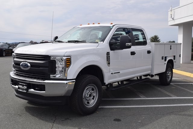 2018 F-350 Crew Cab 4x4,  Knapheide Service Body #F18375 - photo 3