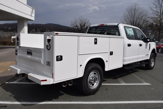 2018 F-350 Crew Cab 4x4,  Knapheide Service Body #F18375 - photo 2