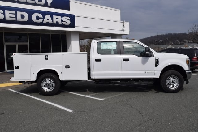 2018 F-350 Crew Cab 4x4,  Knapheide Service Body #F18375 - photo 9