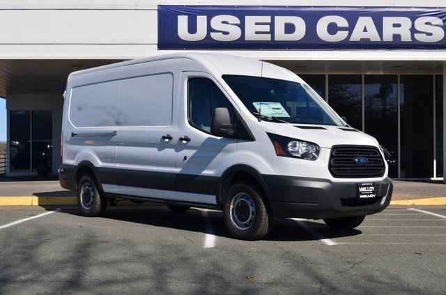 2018 Transit 150 Med Roof, Cargo Van #F18449 - photo 13