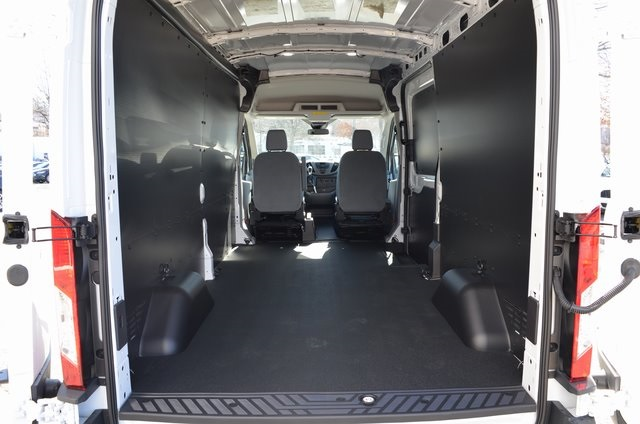 2018 Transit 150 Med Roof, Cargo Van #F18449 - photo 2