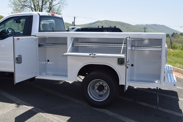 2018 F-350 Regular Cab DRW 4x4,  Service Body #F18462 - photo 16