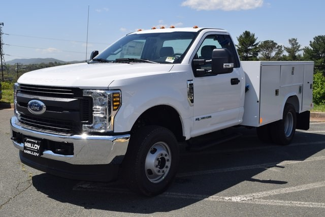 2018 F-350 Regular Cab DRW 4x4,  Service Body #F18462 - photo 4