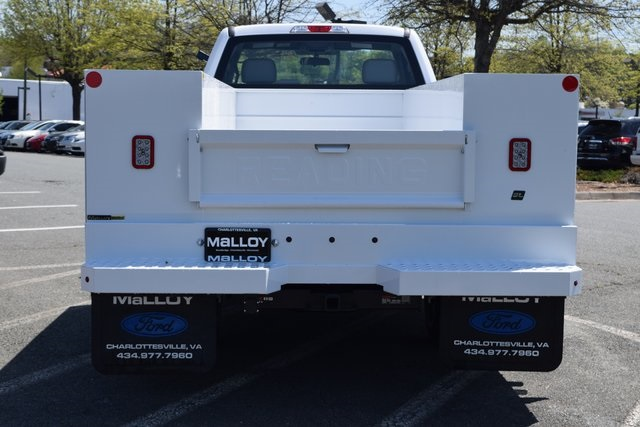 2018 F-350 Regular Cab DRW 4x4,  Service Body #F18462 - photo 7