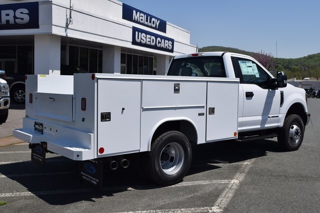 2018 F-350 Regular Cab DRW 4x4,  Service Body #F18462 - photo 2