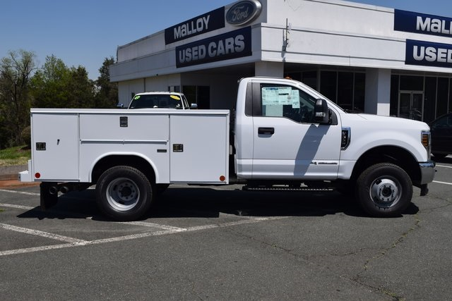 2018 F-350 Regular Cab DRW 4x4,  Service Body #F18462 - photo 8