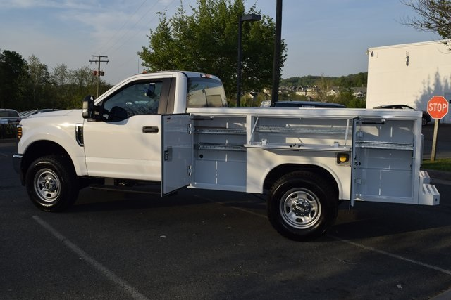 2018 F-350 Regular Cab 4x4, Reading Classic II Steel Service Body #F18496 - photo 14