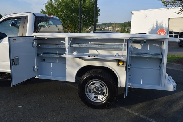 2018 F-350 Regular Cab 4x4, Reading Classic II Steel Service Body #F18496 - photo 15