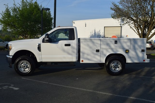 2018 F-350 Regular Cab 4x4, Reading Classic II Steel Service Body #F18496 - photo 5