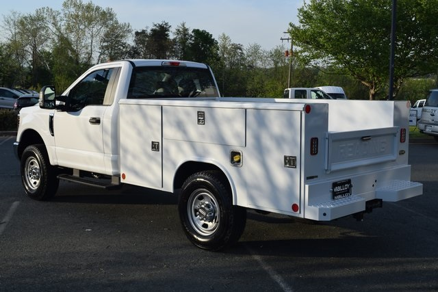 2018 F-350 Regular Cab 4x4, Reading Classic II Steel Service Body #F18496 - photo 6