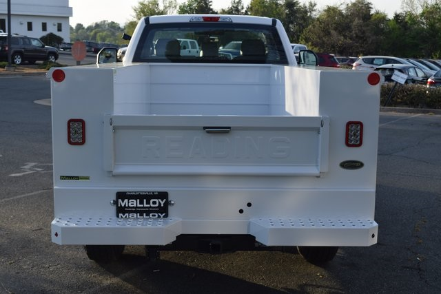 2018 F-350 Regular Cab 4x4, Reading Classic II Steel Service Body #F18496 - photo 7