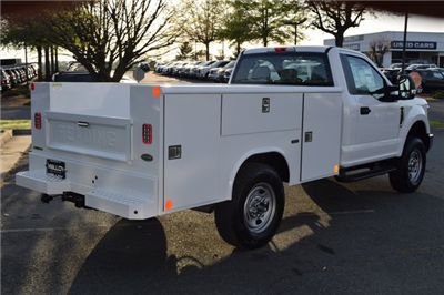 2018 F-350 Regular Cab 4x4, Reading Classic II Steel Service Body #F18496 - photo 2