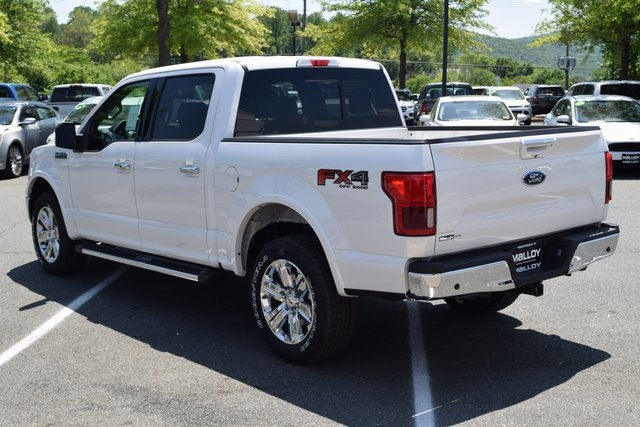 2018 F-150 SuperCrew Cab 4x4,  Pickup #F18516 - photo 6