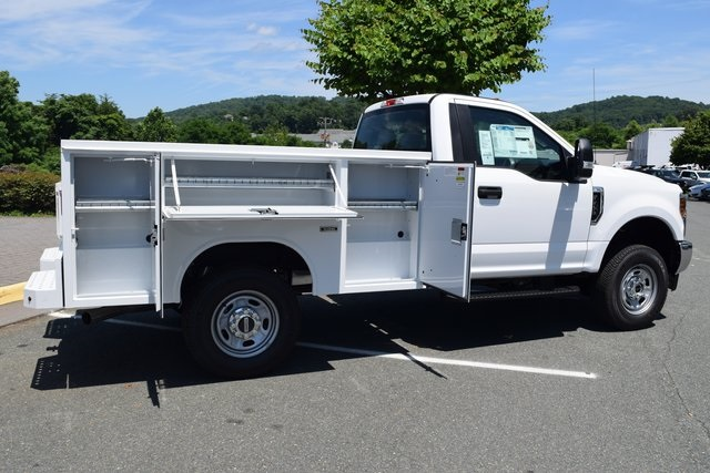 2018 F-250 Regular Cab 4x4,  Reading Service Body #F18558 - photo 16