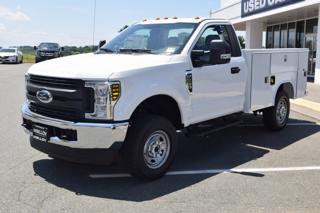 2018 F-250 Regular Cab 4x4,  Reading Service Body #F18558 - photo 4