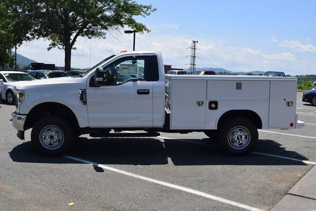 2018 F-250 Regular Cab 4x4,  Reading Service Body #F18558 - photo 5