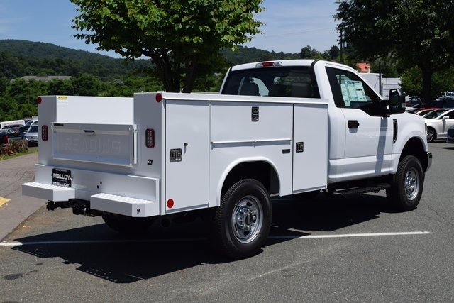 2018 F-250 Regular Cab 4x4,  Reading Service Body #F18558 - photo 2