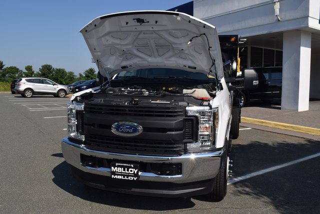 2018 F-350 Regular Cab DRW 4x4,  Dump Body #F18565 - photo 12