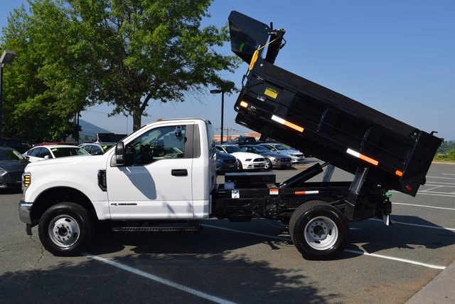 2018 F-350 Regular Cab DRW 4x4,  Dump Body #F18565 - photo 17