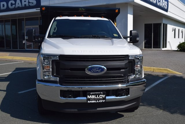 2018 F-350 Regular Cab DRW 4x4,  Dump Body #F18565 - photo 3