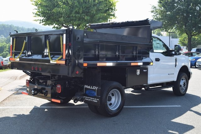 2018 F-350 Regular Cab DRW 4x4,  Dump Body #F18565 - photo 2