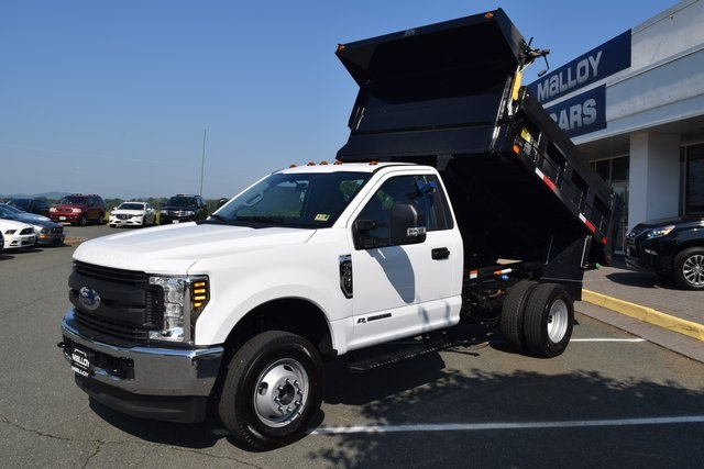 2018 F-350 Regular Cab DRW 4x4,  Dump Body #F18566 - photo 16