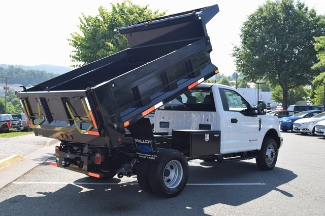 2018 F-350 Regular Cab DRW 4x4,  Dump Body #F18566 - photo 20