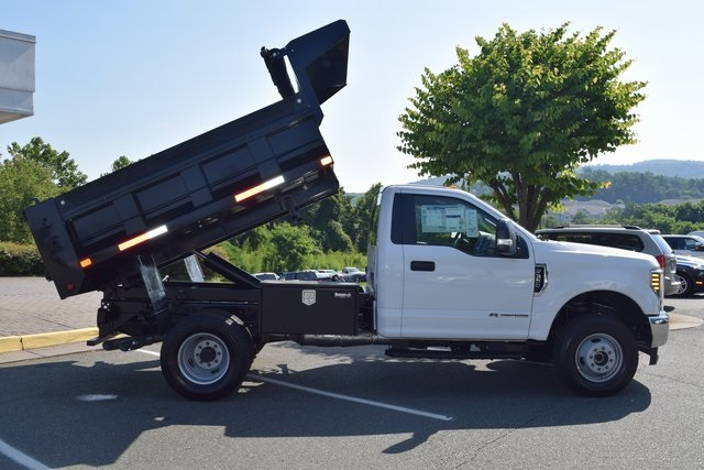 2018 F-350 Regular Cab DRW 4x4,  Dump Body #F18566 - photo 21