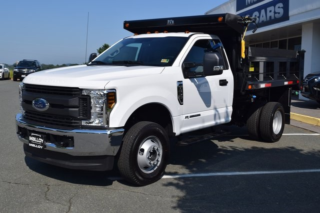 2018 F-350 Regular Cab DRW 4x4,  Dump Body #F18566 - photo 4