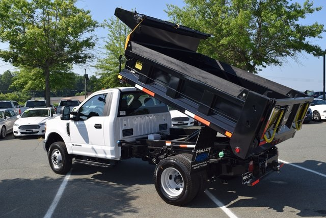 2018 F-350 Regular Cab DRW 4x4,  Dump Body #F18568 - photo 19