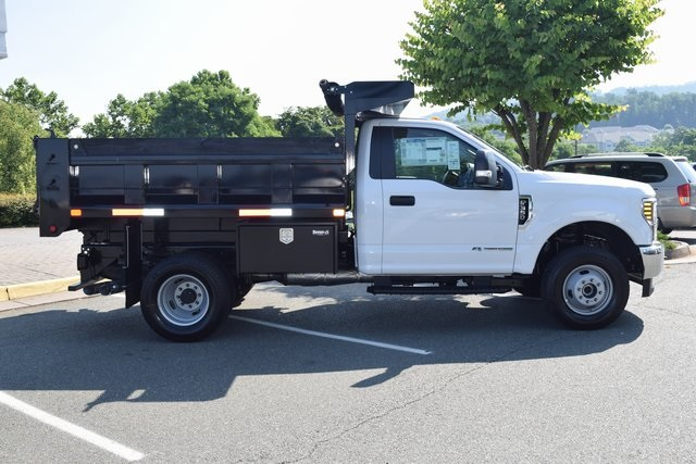 2018 F-350 Regular Cab DRW 4x4,  Dump Body #F18568 - photo 8