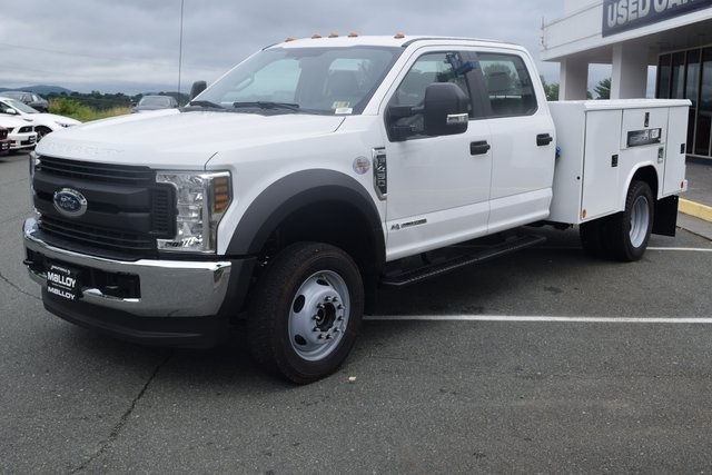 2018 F-450 Crew Cab DRW 4x4,  Reading Classic II Steel Service Body #F18668 - photo 4