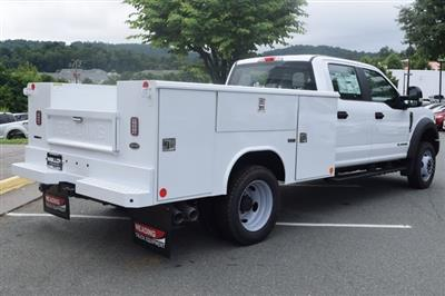 2018 F-450 Crew Cab DRW 4x4,  Reading Classic II Steel Service Body #F18668 - photo 2