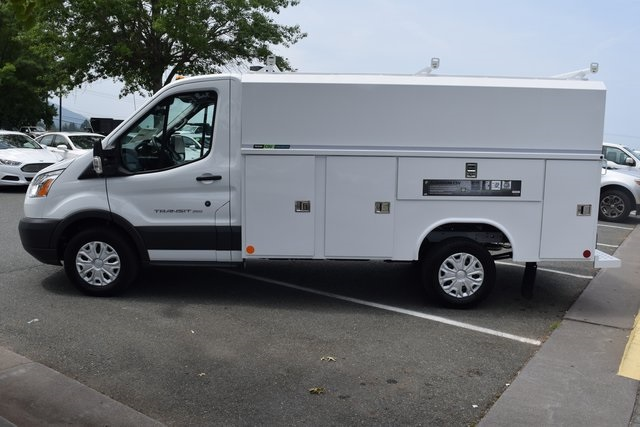2018 Transit 350 4x2,  Reading Service Utility Van #F18793 - photo 5