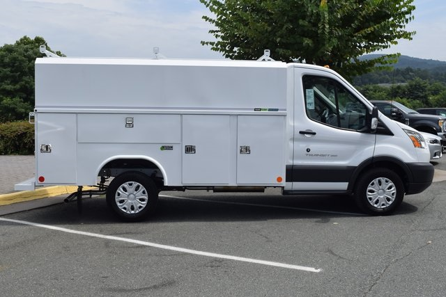 2018 Transit 350 4x2,  Reading Service Utility Van #F18793 - photo 8