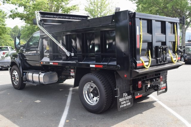 2018 F-750 Regular Cab DRW 4x2,  Godwin Manufacturing Co. Dump Body #F18816 - photo 6