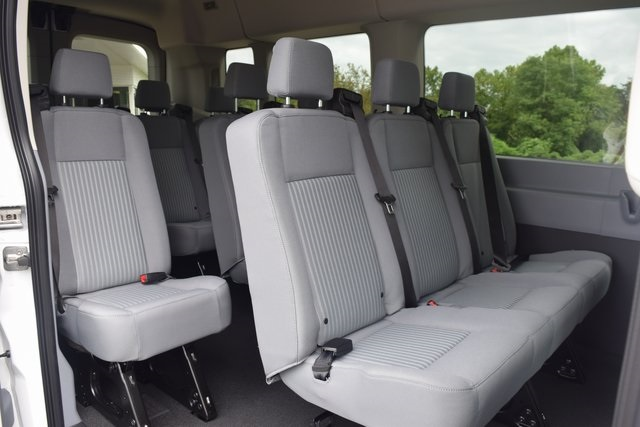 2018 Transit 350 Med Roof 4x2,  Passenger Wagon #F18865 - photo 15