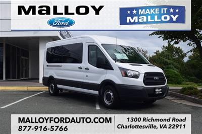 2018 Transit 350 Med Roof 4x2,  Passenger Wagon #F18865 - photo 1