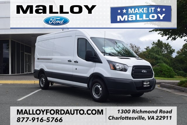 2018 Transit 250 Med Roof 4x2,  Empty Cargo Van #F18867 - photo 1