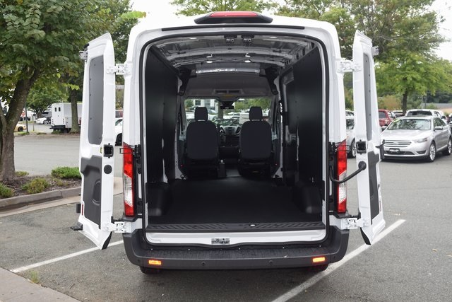 2018 Transit 250 Med Roof 4x2,  Empty Cargo Van #F18867 - photo 13