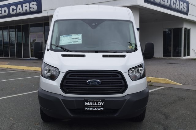 2018 Transit 250 Med Roof 4x2,  Empty Cargo Van #F18867 - photo 3