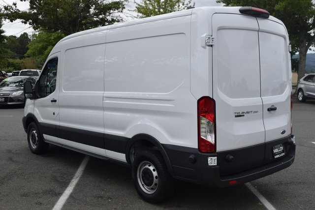 2018 Transit 250 Med Roof 4x2,  Empty Cargo Van #F18867 - photo 6